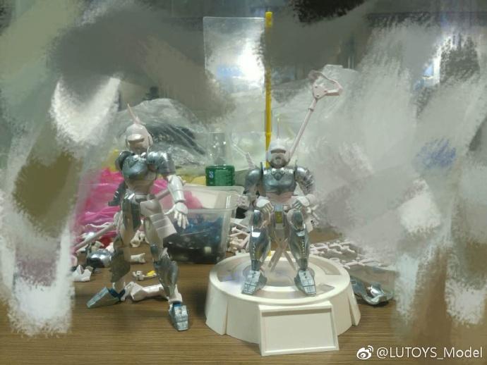 Yoroiden Samurai Trooper (Les Samouraïs de l'Eternel) (Lutoys Model / Produits Pirates) 006ueu10