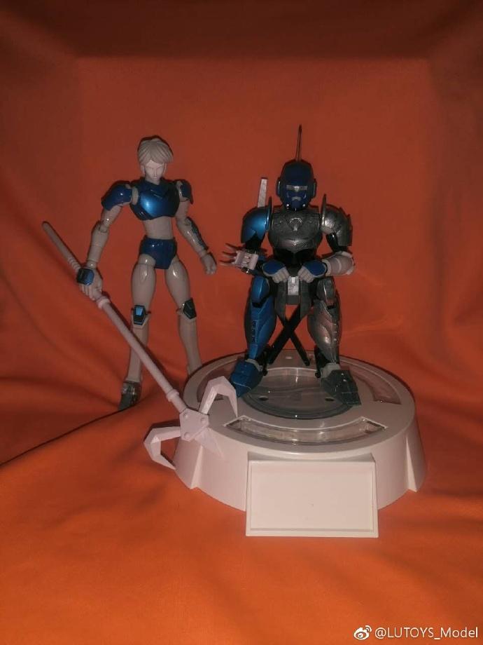 Yoroiden Samurai Trooper (Les Samouraïs de l'Eternel) (Lutoys Model / Produits Pirates) 006ueu11