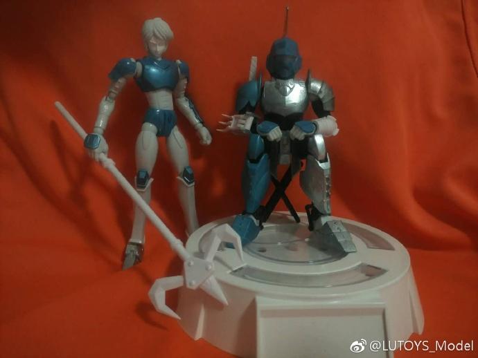 Yoroiden Samurai Trooper (Les Samouraïs de l'Eternel) (Lutoys Model / Produits Pirates) 006ueu12