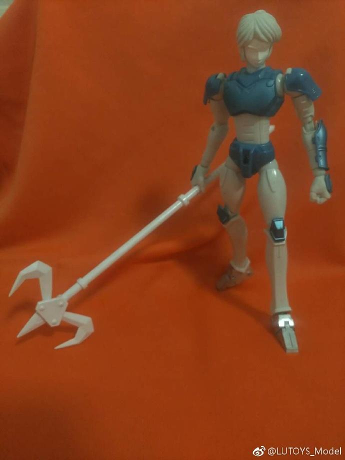 Yoroiden Samurai Trooper (Les Samouraïs de l'Eternel) (Lutoys Model / Produits Pirates) 006ueu15