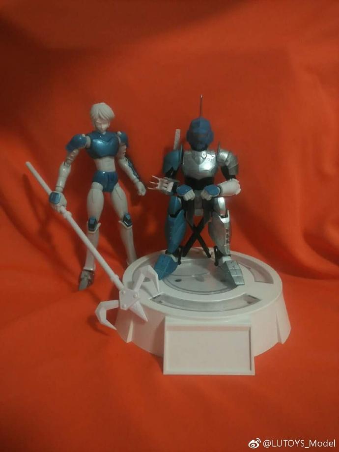 Yoroiden Samurai Trooper (Les Samouraïs de l'Eternel) (Lutoys Model / Produits Pirates) 006ueu16