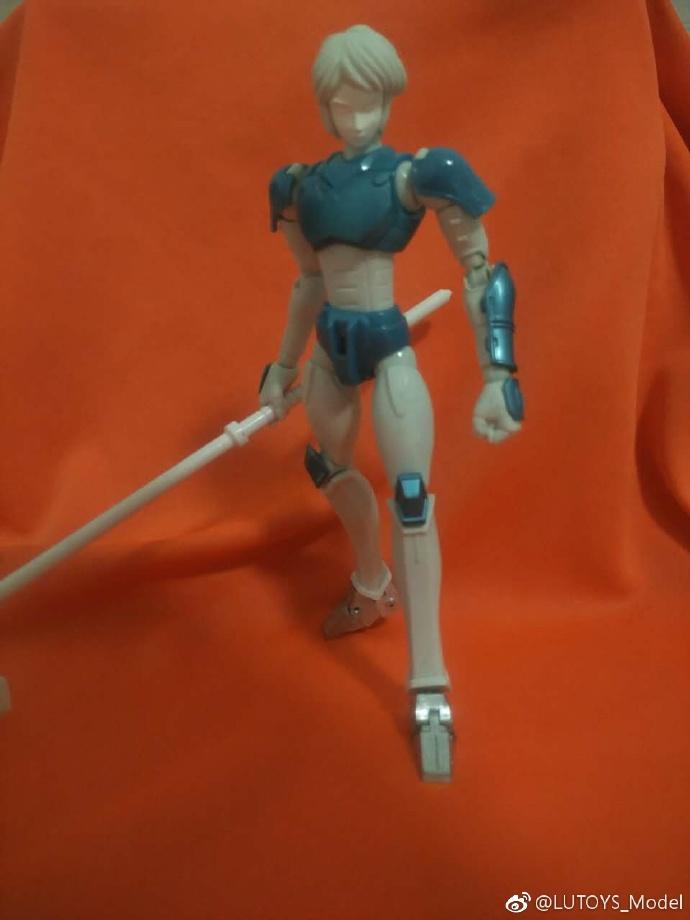Yoroiden Samurai Trooper (Les Samouraïs de l'Eternel) (Lutoys Model / Produits Pirates) 006ueu19