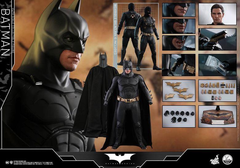 Batman Begins 1/4 (Hot Toys) 01483810