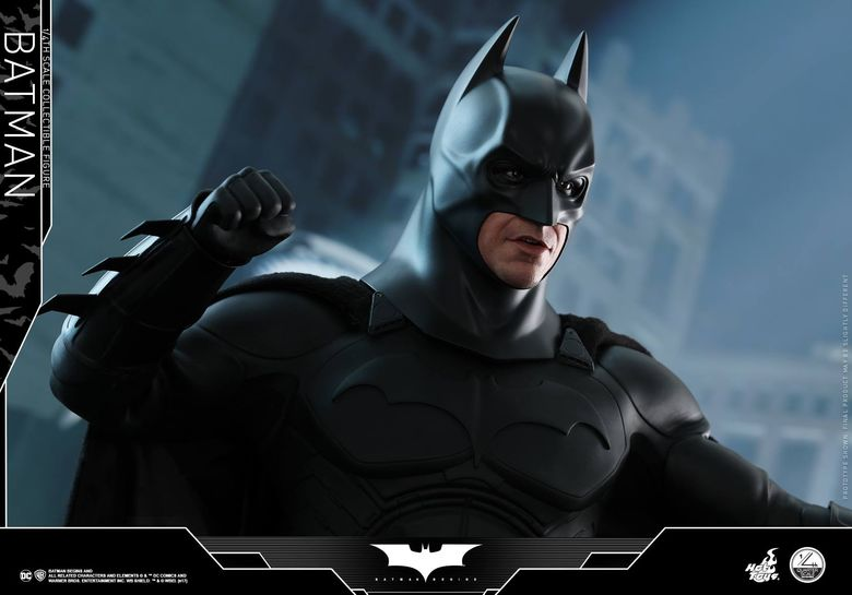 Batman Begins 1/4 (Hot Toys) 01491510