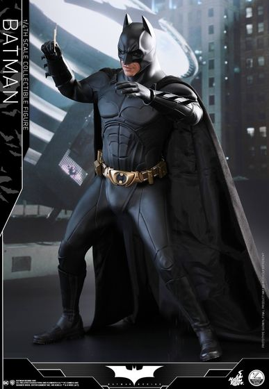 Batman Begins 1/4 (Hot Toys) 01495210