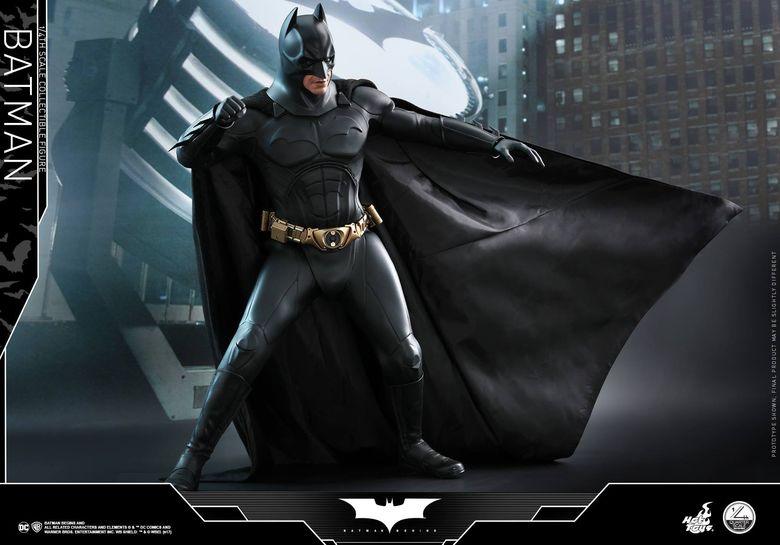 Batman Begins 1/4 (Hot Toys) 01500710