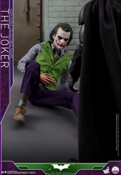Batman / Joker - The Dark Night 1/4 (Hot Toys) 01531110