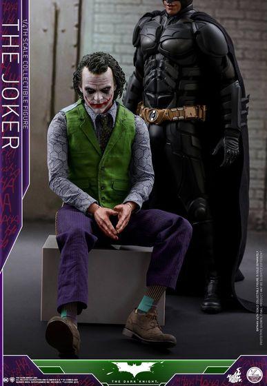 Batman / Joker - The Dark Night 1/4 (Hot Toys) 01531510