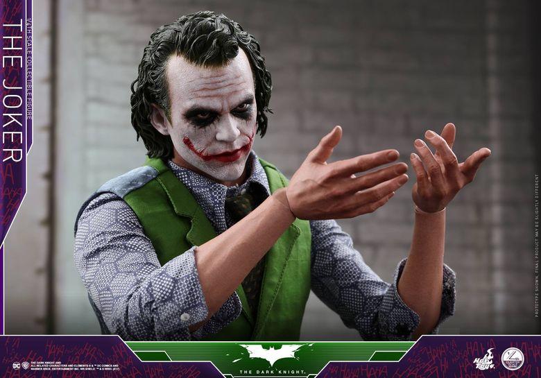 Batman / Joker - The Dark Night 1/4 (Hot Toys) 01532511