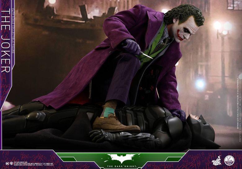 Batman / Joker - The Dark Night 1/4 (Hot Toys) 01533410