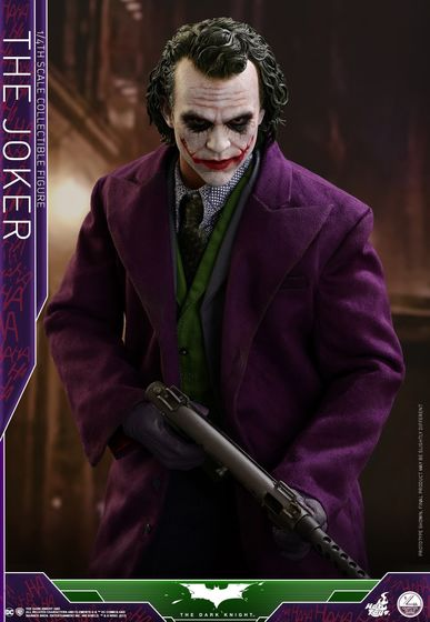 Batman / Joker - The Dark Night 1/4 (Hot Toys) 01534710