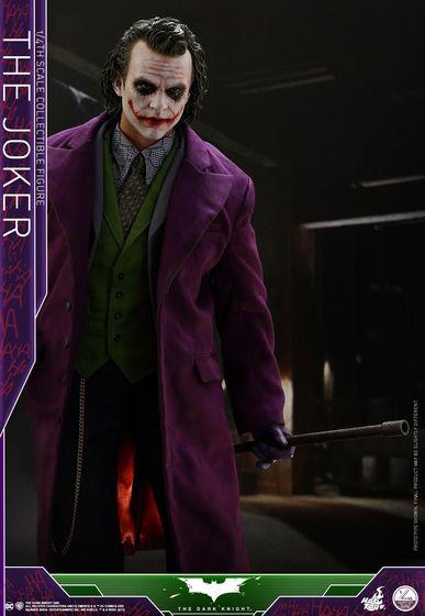 Batman / Joker - The Dark Night 1/4 (Hot Toys) 01540410
