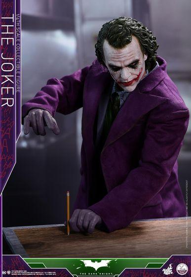 Batman / Joker - The Dark Night 1/4 (Hot Toys) 01540910