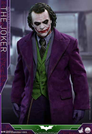 Batman / Joker - The Dark Night 1/4 (Hot Toys) 01541510