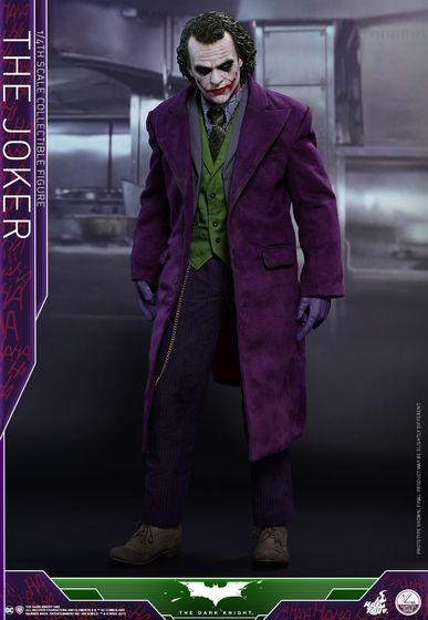 Batman / Joker - The Dark Night 1/4 (Hot Toys) 01542110