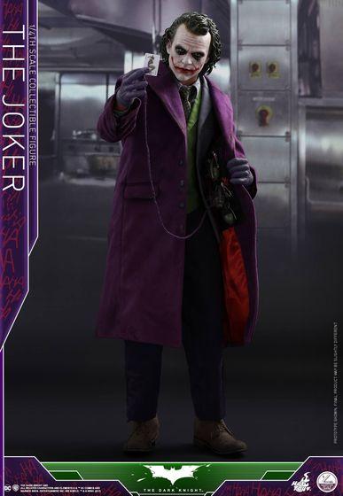 Batman / Joker - The Dark Night 1/4 (Hot Toys) 01544310