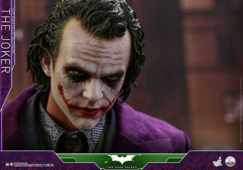 Batman / Joker - The Dark Night 1/4 (Hot Toys) 01544810