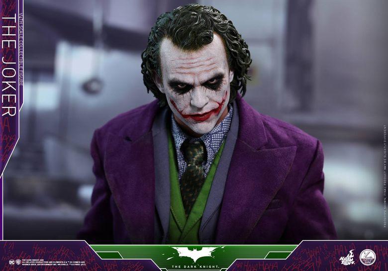 Batman / Joker - The Dark Night 1/4 (Hot Toys) 01545410