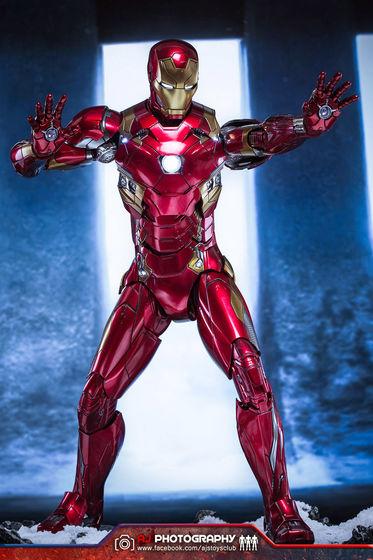 Iron Man Mark XLVI (46) 1/6 - Captain America : Civil War (Hot Toys) 02074810