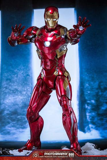 Iron Man Mark XLVI (46) 1/6 - Captain America : Civil War (Hot Toys) 02075110