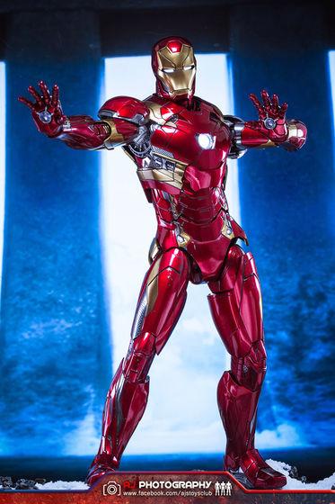 Iron Man Mark XLVI (46) 1/6 - Captain America : Civil War (Hot Toys) 02075310