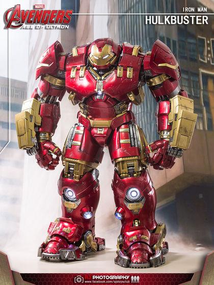 Avengers Age of Ultron - HulkBuster JackHammer Mark 44 1/6 (Hot Toys) 03410410