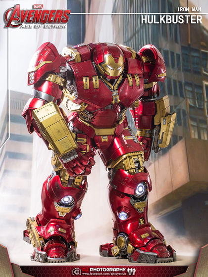 Avengers Age of Ultron - HulkBuster JackHammer Mark 44 1/6 (Hot Toys) 03410510