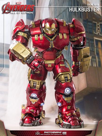 Avengers Age of Ultron - HulkBuster JackHammer Mark 44 1/6 (Hot Toys) 03410610