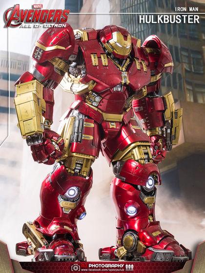Avengers Age of Ultron - HulkBuster JackHammer Mark 44 1/6 (Hot Toys) 03410710
