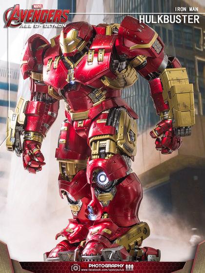 Avengers Age of Ultron - HulkBuster JackHammer Mark 44 1/6 (Hot Toys) 03410810