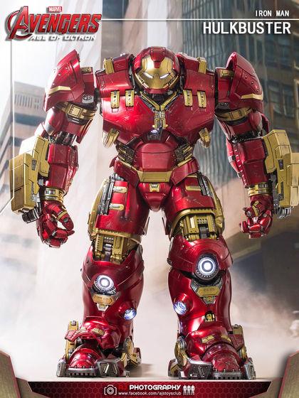 Avengers Age of Ultron - HulkBuster JackHammer Mark 44 1/6 (Hot Toys) 03410811