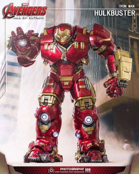 Avengers Age of Ultron - HulkBuster JackHammer Mark 44 1/6 (Hot Toys) 03410910