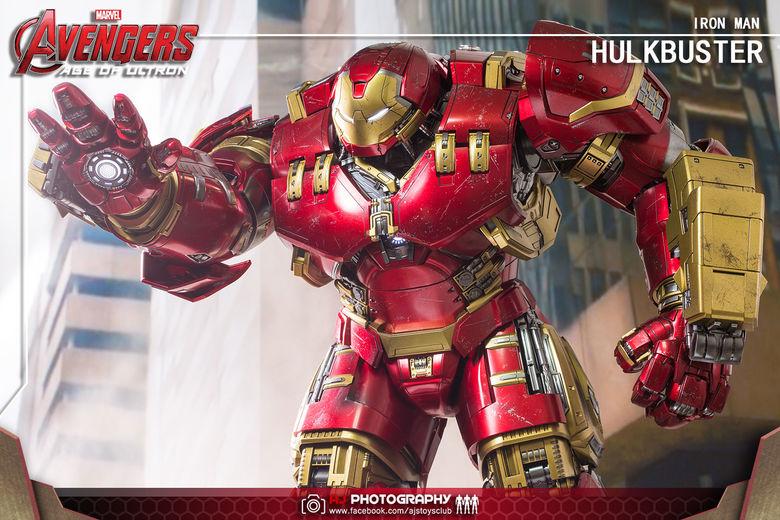 Avengers Age of Ultron - HulkBuster JackHammer Mark 44 1/6 (Hot Toys) 03411110
