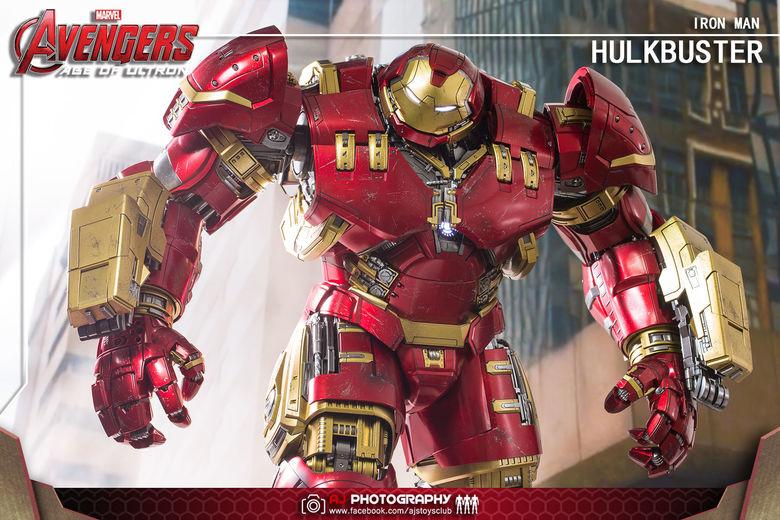 Avengers Age of Ultron - HulkBuster JackHammer Mark 44 1/6 (Hot Toys) 03411210