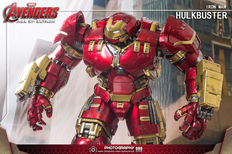 Avengers Age of Ultron - HulkBuster JackHammer Mark 44 1/6 (Hot Toys) 03411510