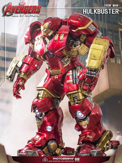 Avengers Age of Ultron - HulkBuster JackHammer Mark 44 1/6 (Hot Toys) 03411610