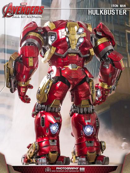 Avengers Age of Ultron - HulkBuster JackHammer Mark 44 1/6 (Hot Toys) 03411710