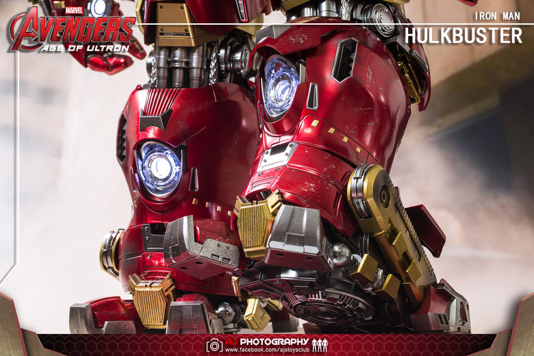 Avengers Age of Ultron - HulkBuster JackHammer Mark 44 1/6 (Hot Toys) 03411810