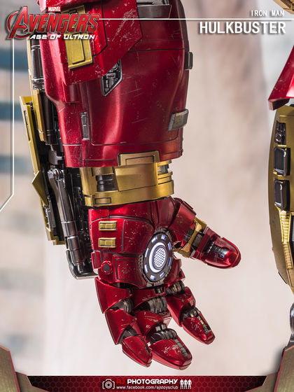Avengers Age of Ultron - HulkBuster JackHammer Mark 44 1/6 (Hot Toys) 03411910