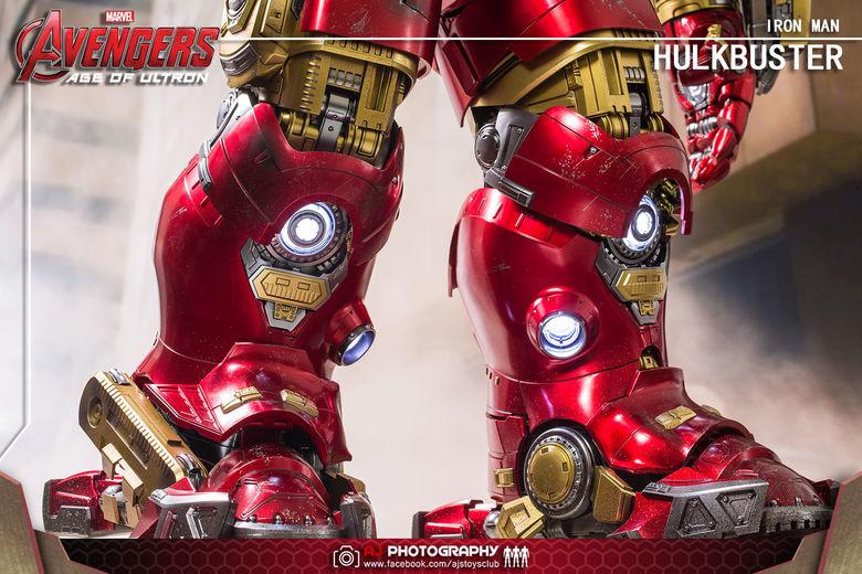 Avengers Age of Ultron - HulkBuster JackHammer Mark 44 1/6 (Hot Toys) 03412210