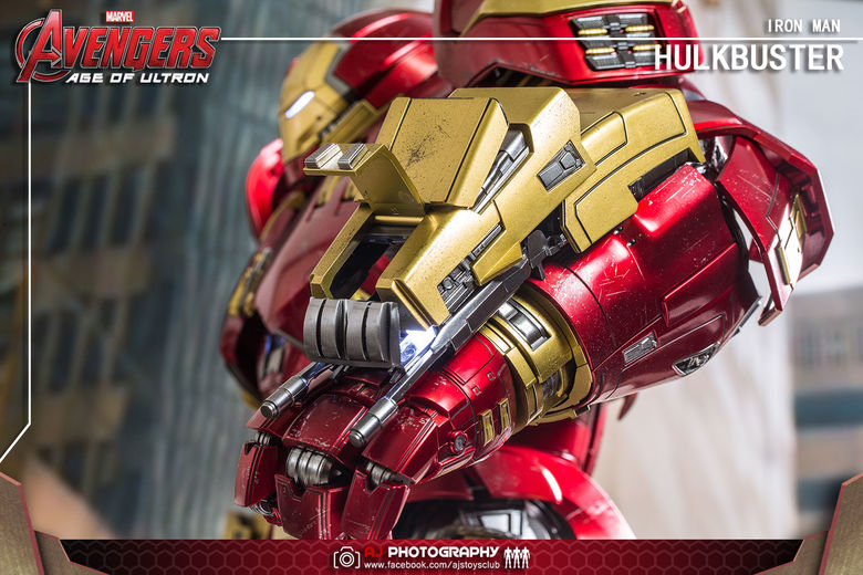 Avengers Age of Ultron - HulkBuster JackHammer Mark 44 1/6 (Hot Toys) 03412211