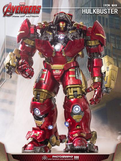 Avengers Age of Ultron - HulkBuster JackHammer Mark 44 1/6 (Hot Toys) 03412310