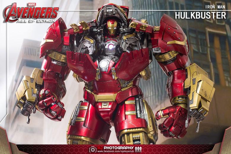 Avengers Age of Ultron - HulkBuster JackHammer Mark 44 1/6 (Hot Toys) 03412410