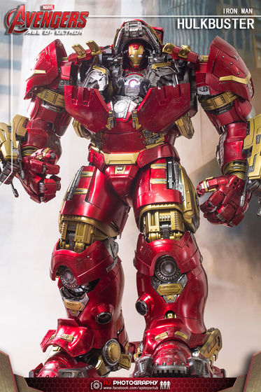 Avengers Age of Ultron - HulkBuster JackHammer Mark 44 1/6 (Hot Toys) 03412510