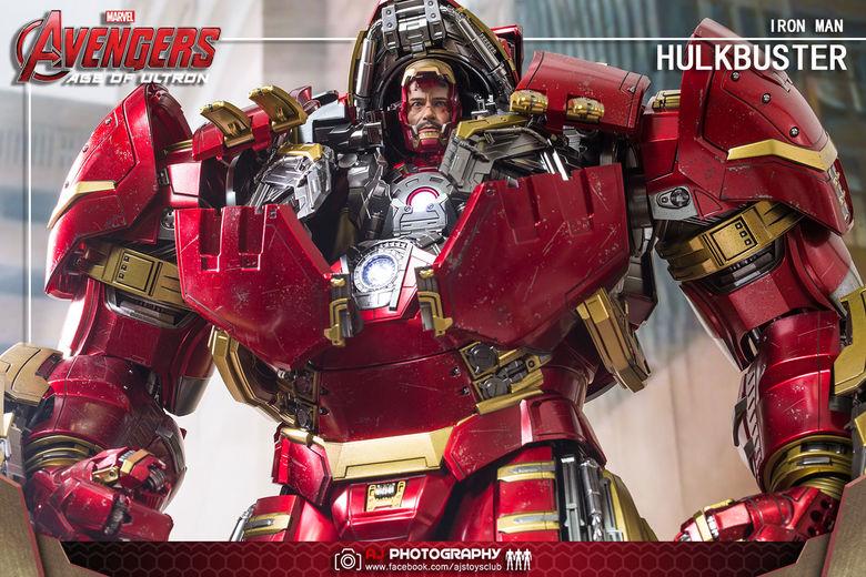 Avengers Age of Ultron - HulkBuster JackHammer Mark 44 1/6 (Hot Toys) 03412511