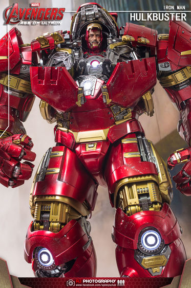 Avengers Age of Ultron - HulkBuster JackHammer Mark 44 1/6 (Hot Toys) 03412610