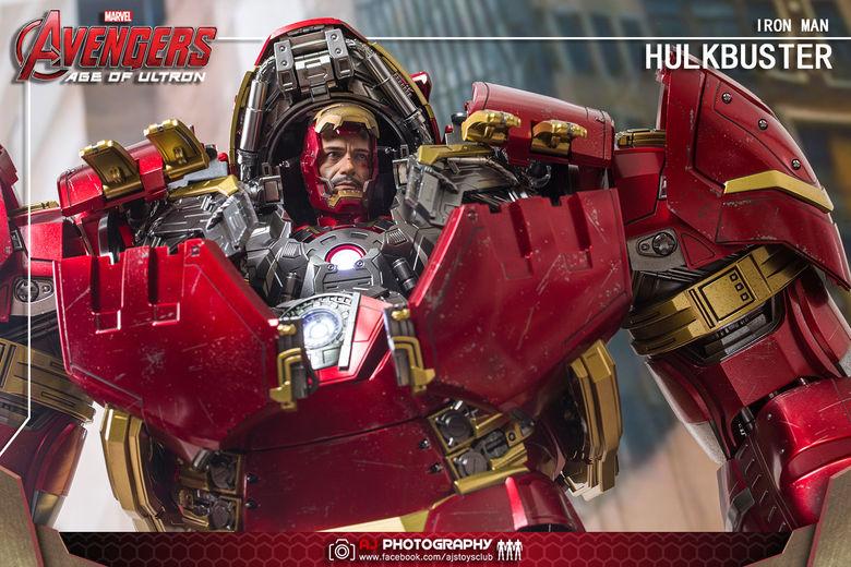 Avengers Age of Ultron - HulkBuster JackHammer Mark 44 1/6 (Hot Toys) 03413110