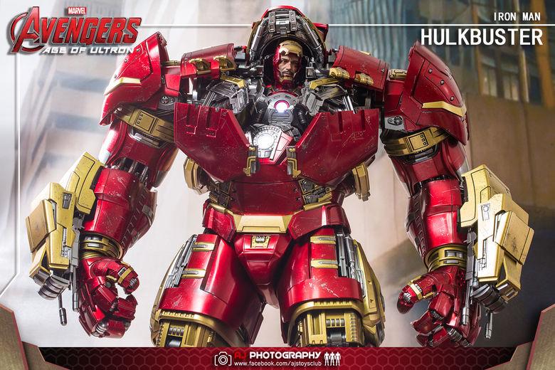 Avengers Age of Ultron - HulkBuster JackHammer Mark 44 1/6 (Hot Toys) 03413210
