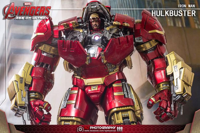 Avengers Age of Ultron - HulkBuster JackHammer Mark 44 1/6 (Hot Toys) 03413310