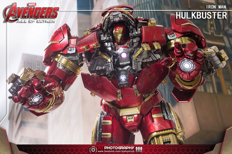 Avengers Age of Ultron - HulkBuster JackHammer Mark 44 1/6 (Hot Toys) 03413610